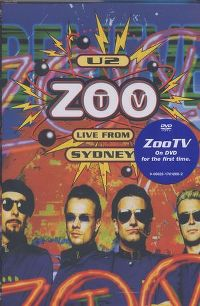 Cover U2 - Zoo TV - Live From Sydney [DVD]